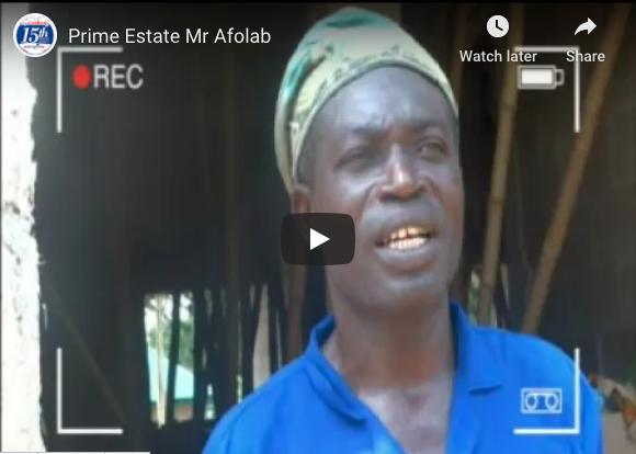 Mr Afolabi
